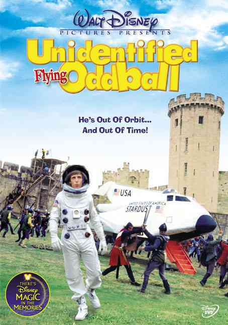 UNIDENTIFIED FLYING ODDBALL BY DUGAN,DENNIS (DVD)